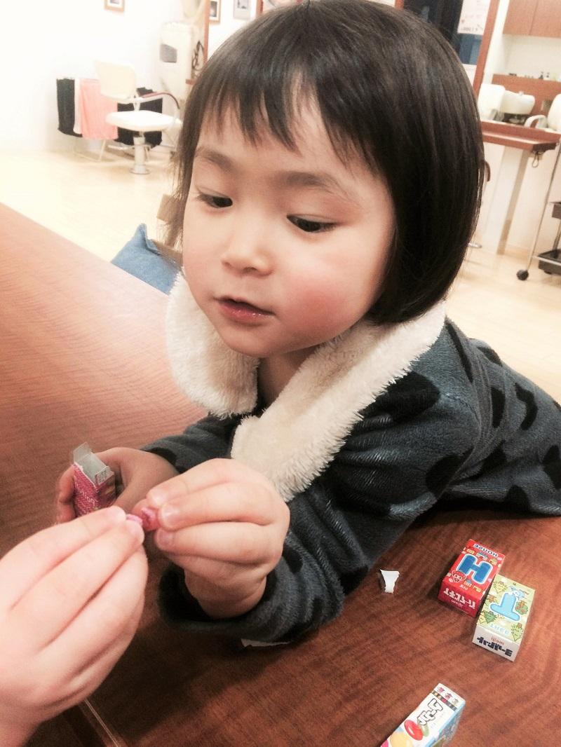♡子供カット♡ | 福岡県筑紫野市原田の美容室 ヘアーメイク